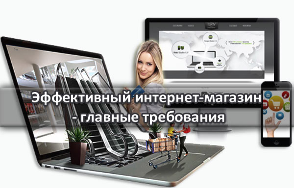 эффективный интернет-магазин